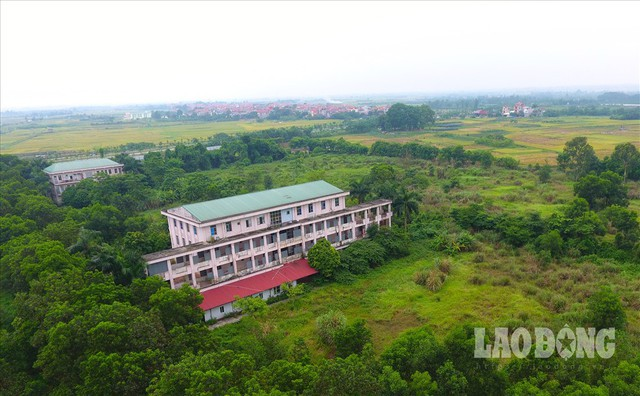 Bệnh viện 2.700 tỉ đồng bị bỏ hoang, 1.000 giường bệnh vẫn nằm trên giấy - Ảnh 11.