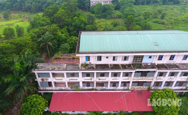 Bệnh viện 2.700 tỉ đồng bị bỏ hoang, 1.000 giường bệnh vẫn nằm trên giấy - Ảnh 12.