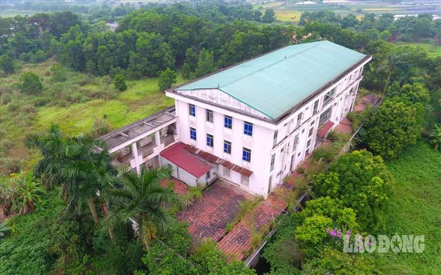 Bệnh viện 2.700 tỉ đồng bị bỏ hoang, 1.000 giường bệnh vẫn nằm trên giấy - Ảnh 14.