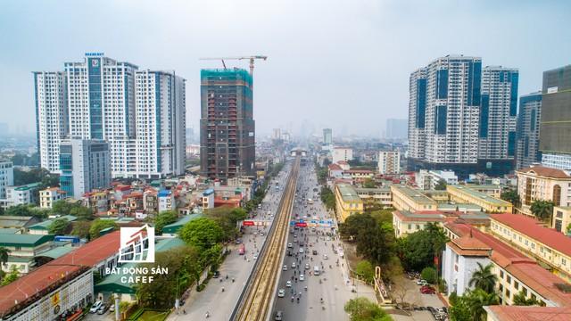 Sau 11 năm xây dựng, hình hài toàn tuyến metro đầu tiên của Việt Nam tại Hà Nội hiện nay như thế nào? - Ảnh 14.