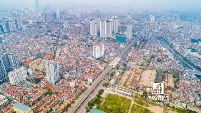 Sau 11 năm xây dựng, hình hài toàn tuyến metro đầu tiên của Việt Nam tại Hà Nội hiện nay như thế nào? - Ảnh 26.