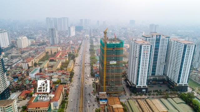 Sau 11 năm xây dựng, hình hài toàn tuyến metro đầu tiên của Việt Nam tại Hà Nội hiện nay như thế nào? - Ảnh 16.