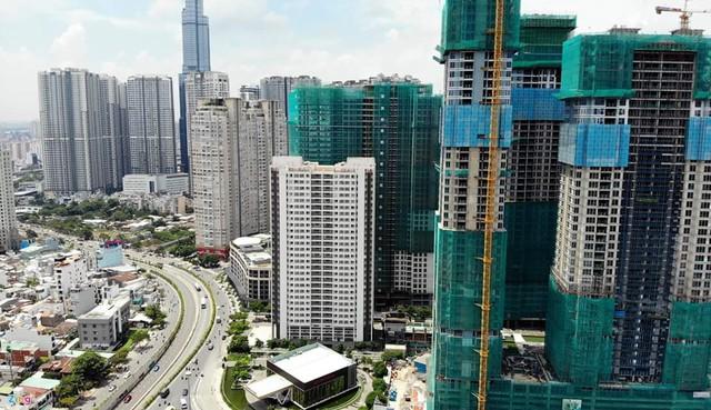 Bộ Xây dựng đề xuất xây dựng mô hình quản lý nhà chung cư chuyên nghiệp - Ảnh 1.