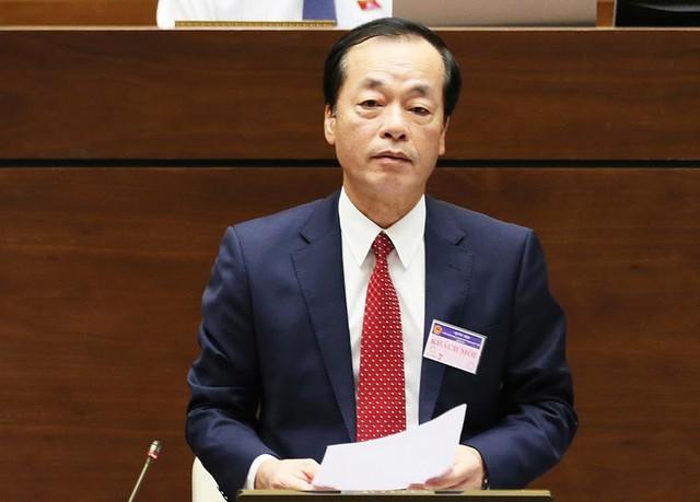 Hôm nay, Quốc hội chất vấn Bộ trưởng Bộ GTVT Nguyễn Văn Thể - Ảnh 1.