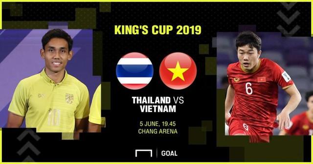Báo Thái Lan dự đoán đội hình ra sân của Việt Nam đầy bất ngờ - Ảnh 1.