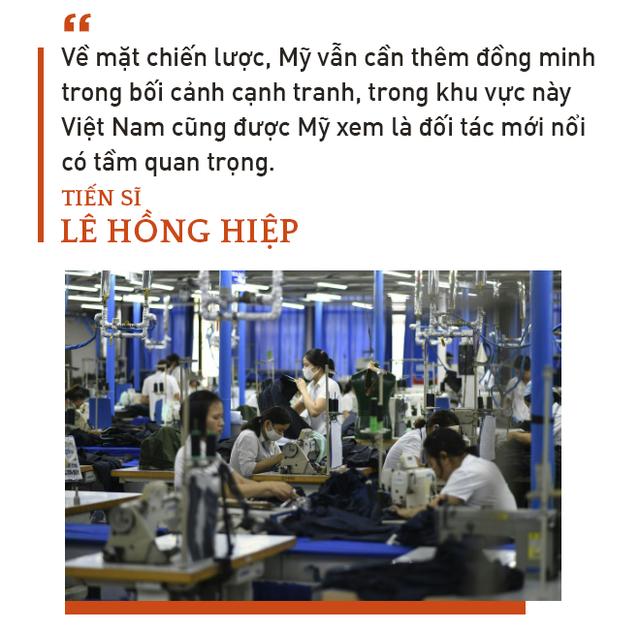 Tại sao Donald Trump châm ngòi chiến tranh thương mại ở khắp nơi nhưng có thể với Việt Nam sẽ khác? - Ảnh 6.