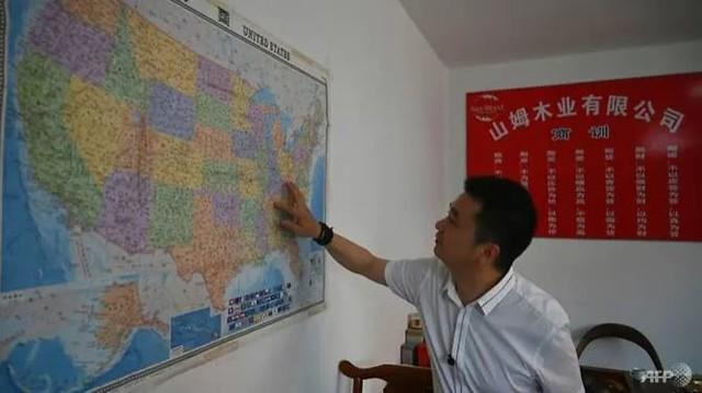 Nhà nhập khẩu gỗ của Trung Quốc khốn khổ vì chiến tranh thương mại - Ảnh 2.