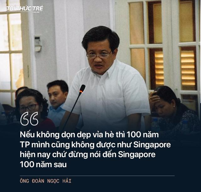 Ông Đoàn Ngọc Hải: Từ cuộc chiến dẹp vỉa hè năm 2017 đến 2 lần từ chức - Ảnh 12.