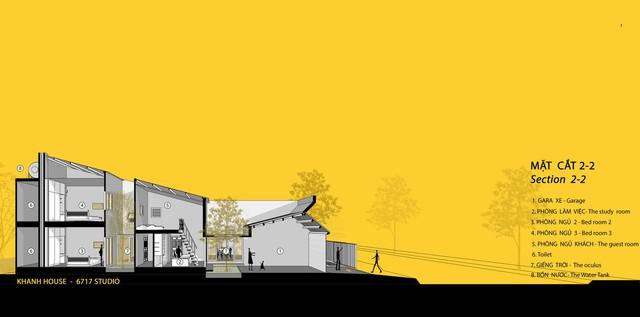 [Ảnh] Mẫu nhà đơn giản, dễ xây dựng nhưng vẫn hiện đại, đẹp mắt - Ảnh 16.