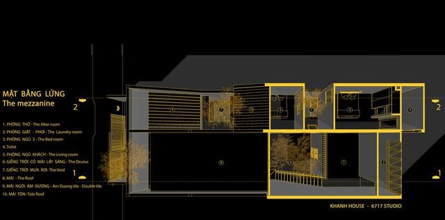 [Ảnh] Mẫu nhà đơn giản, dễ xây dựng nhưng vẫn hiện đại, đẹp mắt - Ảnh 18.