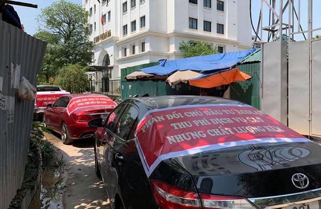 Hà Nội: Chủ dự án EcoLake View chống lệnh phường, không đối thoại với dân? - Ảnh 2.