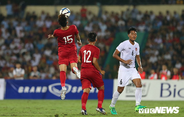 Thắng dễ Myanmar, U23 Việt Nam chạy đà hoàn hảo cho SEA Games - Ảnh 2.