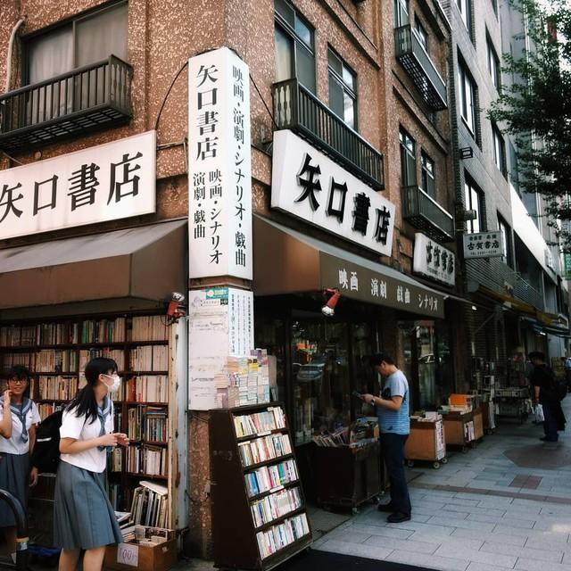 Ít ai biết giữa lòng Tokyo hoa lệ vẫn có một thư viện kiểu một nghìn chín trăm hồi đó đẹp như phim điện ảnh - Ảnh 15.