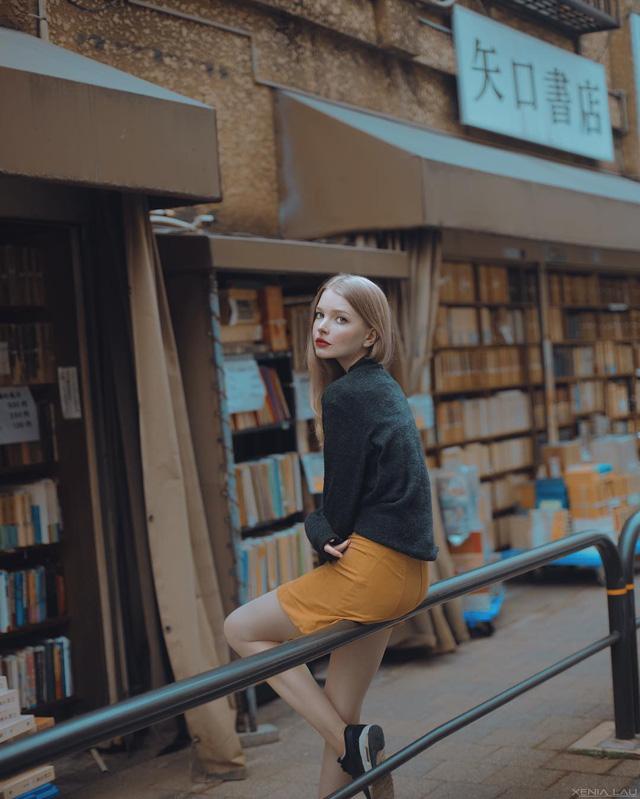 Ít ai biết giữa lòng Tokyo hoa lệ vẫn có một thư viện kiểu một nghìn chín trăm hồi đó đẹp như phim điện ảnh - Ảnh 8.