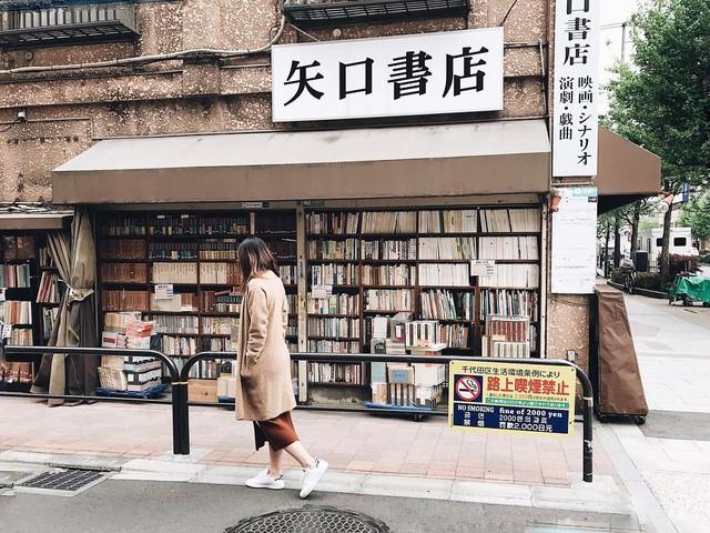 Ít ai biết giữa lòng Tokyo hoa lệ vẫn có một thư viện kiểu một nghìn chín trăm hồi đó đẹp như phim điện ảnh - Ảnh 10.