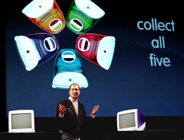 [Chuyện thương hiệu] Apple: Từ bờ vực phá sản đến đỉnh vinh quang - Ảnh 2.