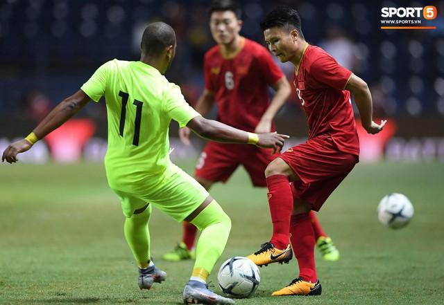 Xuân Trường lăn xả như chiến binh trong trận chung kết Kings Cup 2019 - Ảnh 1.