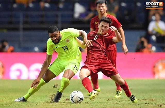 Xuân Trường lăn xả như chiến binh trong trận chung kết Kings Cup 2019 - Ảnh 4.