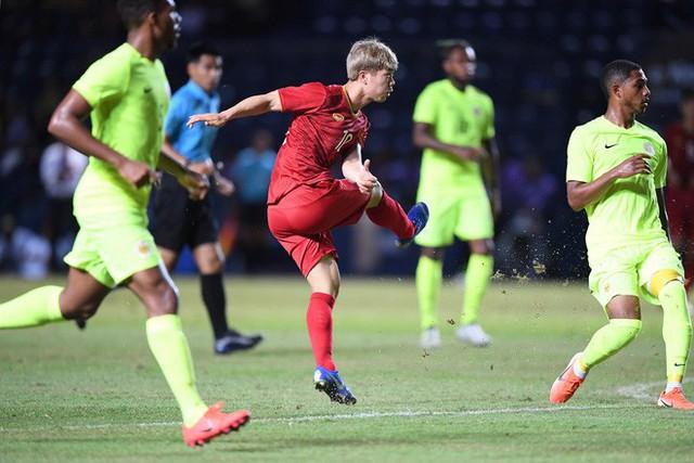 Xuân Trường lăn xả như chiến binh trong trận chung kết Kings Cup 2019 - Ảnh 8.