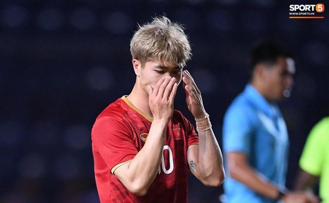 Xuân Trường lăn xả như chiến binh trong trận chung kết Kings Cup 2019 - Ảnh 9.