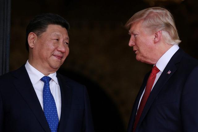 Mỹ để ngỏ nối lại đàm phán thương mại với Trung Quốc - Ảnh 1.