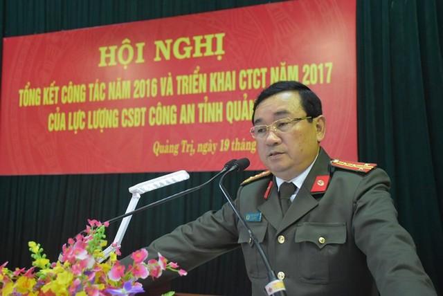 Bộ Công an gia hạn xác minh tố cáo giám đốc Công an Quảng Trị - Ảnh 1.