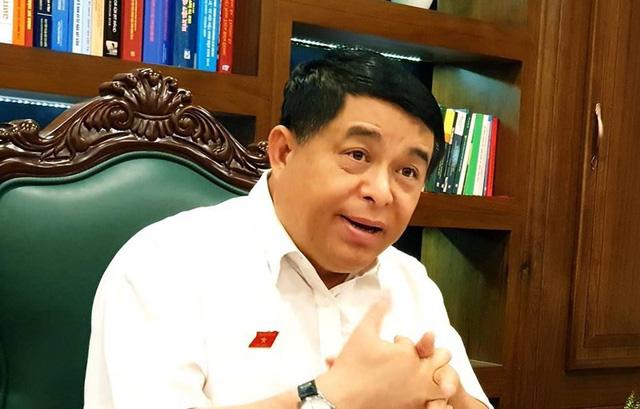 Bộ trưởng Nguyễn Chí Dũng: Chọn đường đúng mới đi nhanh được - Ảnh 1.