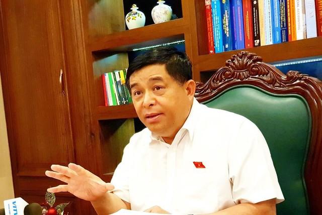 Bộ trưởng Nguyễn Chí Dũng: Chọn đường đúng mới đi nhanh được - Ảnh 2.