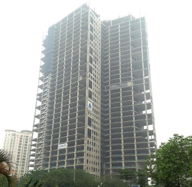 Tòa tháp ma hoang lạnh, ngàn tỷ đổ nát giữa Thủ đô - Ảnh 12.