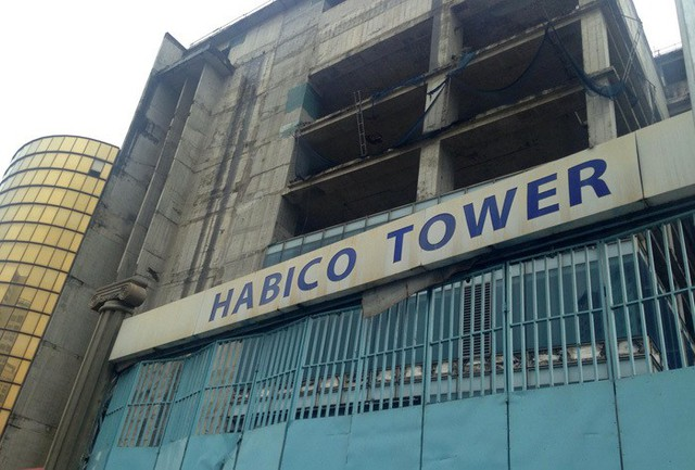Tòa tháp ma hoang lạnh, ngàn tỷ đổ nát giữa Thủ đô - Ảnh 6.