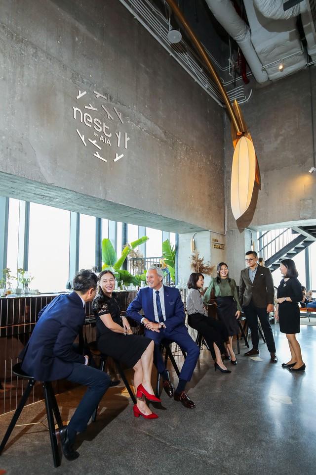 Tầm cao sáng tạo mới của Nest by AIA tại Landmark 81 - Ảnh 2.