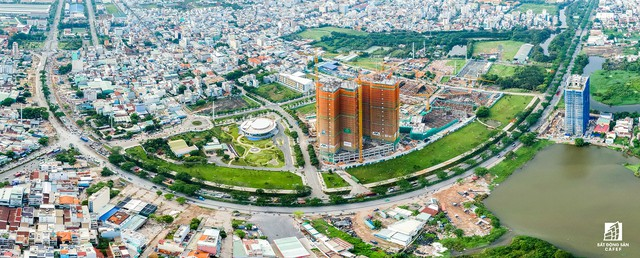[Đánh giá Dự án] Eco Green Saigon - Một trong những dự án căn hộ lớn nhất khu phía Nam TP.HCM - Ảnh 12.
