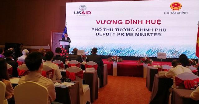 Mỹ tài trợ hơn 21 triệu USD cho hải quan Việt Nam - Ảnh 1.