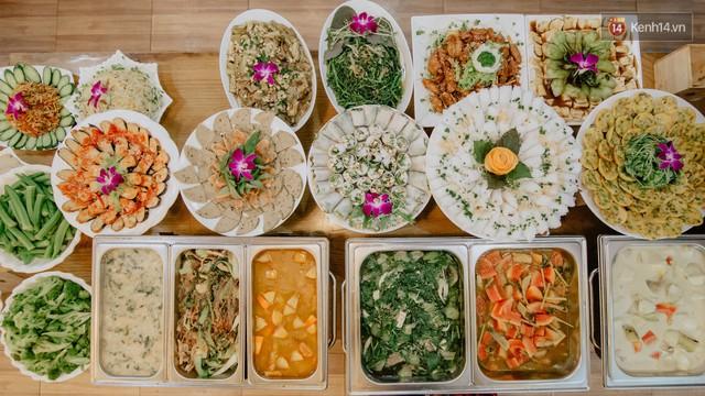 Quán chay từ thiện độc nhất vô nhị ở Sài Gòn: Ăn tuỳ bụng trả tiền… tuỳ tâm - Ảnh 13.