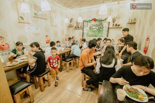 Quán chay từ thiện độc nhất vô nhị ở Sài Gòn: Ăn tuỳ bụng trả tiền… tuỳ tâm - Ảnh 17.