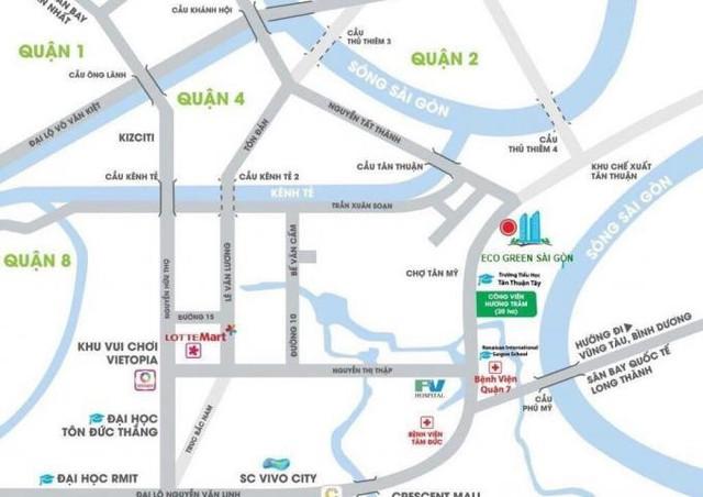 [Đánh giá Dự án] Eco Green Saigon - Một trong những dự án căn hộ lớn nhất khu phía Nam TP.HCM - Ảnh 2.