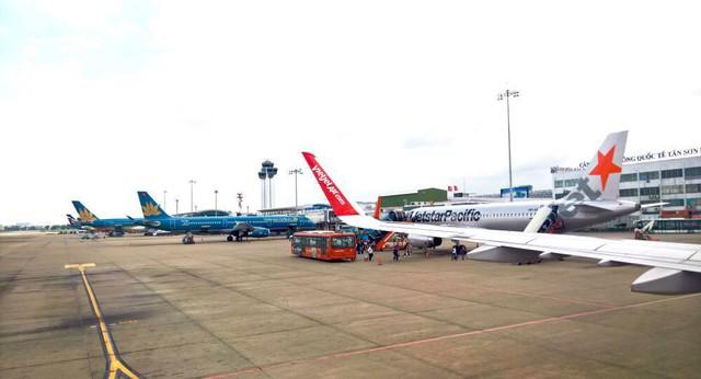 Hàng không Việt Nam giữ vững tỷ lệ đúng giờ ở top đầu thế giới - Ảnh 1.