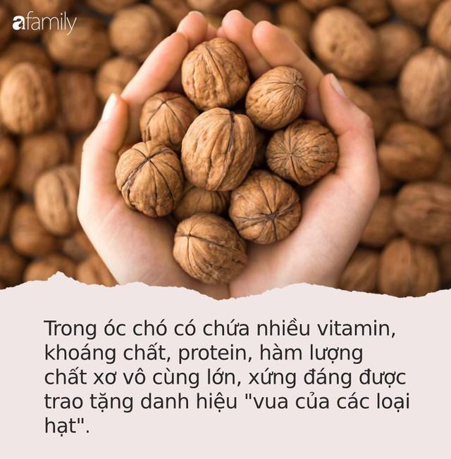 Loại hạt được mệnh danh là vua các loại hạt, ăn nhiều giúp hạ huyết áp, bảo vệ tim mạch lại kéo dài tuổi thọ - Ảnh 1.