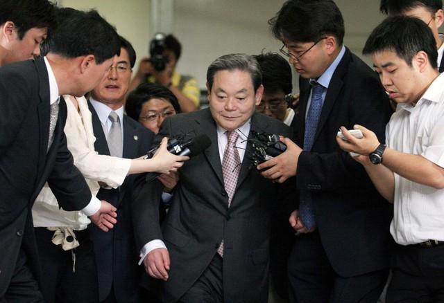 10 người giàu nhất Hàn Quốc năm 2019 - Ảnh 1.