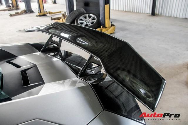 Đánh giá nhanh Lamborghini Aventador độ DMC - xế cưng một thời của doanh nhân Đặng Lê Nguyên Vũ - Ảnh 15.