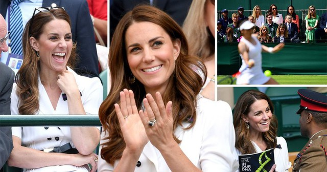 Mới làm dâu hoàng gia đã tỏ thái độ chảnh chọe, Meghan Markle còn phải chạy dài mới theo kịp chị đại Kate, đẳng cấp là phải thế này đây - Ảnh 5.