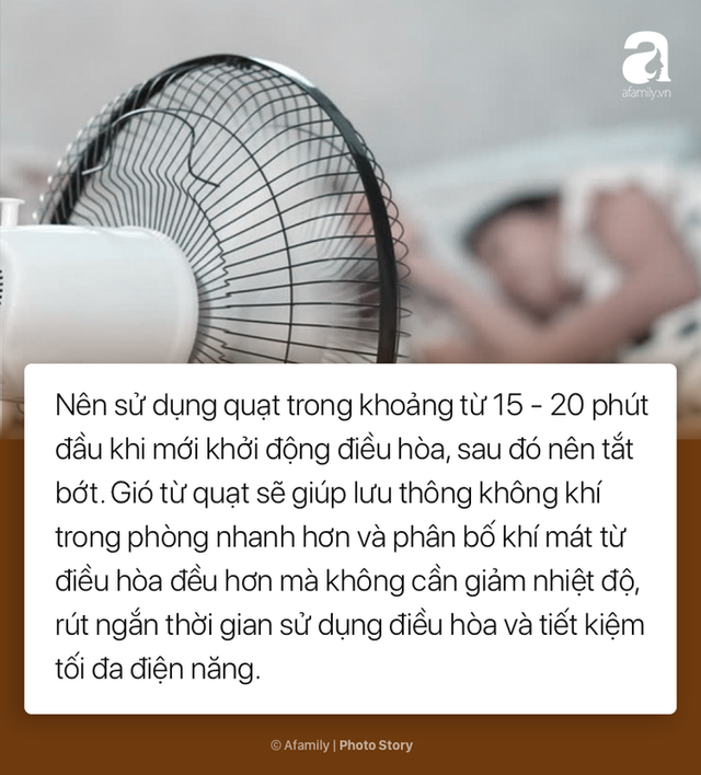 8 cách dùng điều hòa tiết kiệm để bạn không hóa đá khi nhận hóa đơn tiền điện mùa hè này - Ảnh 5.