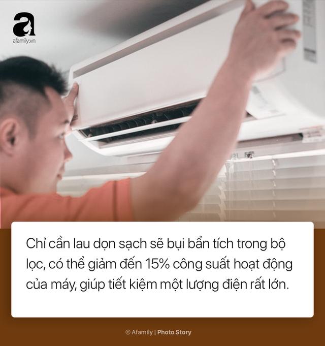 8 cách dùng điều hòa tiết kiệm để bạn không hóa đá khi nhận hóa đơn tiền điện mùa hè này - Ảnh 6.