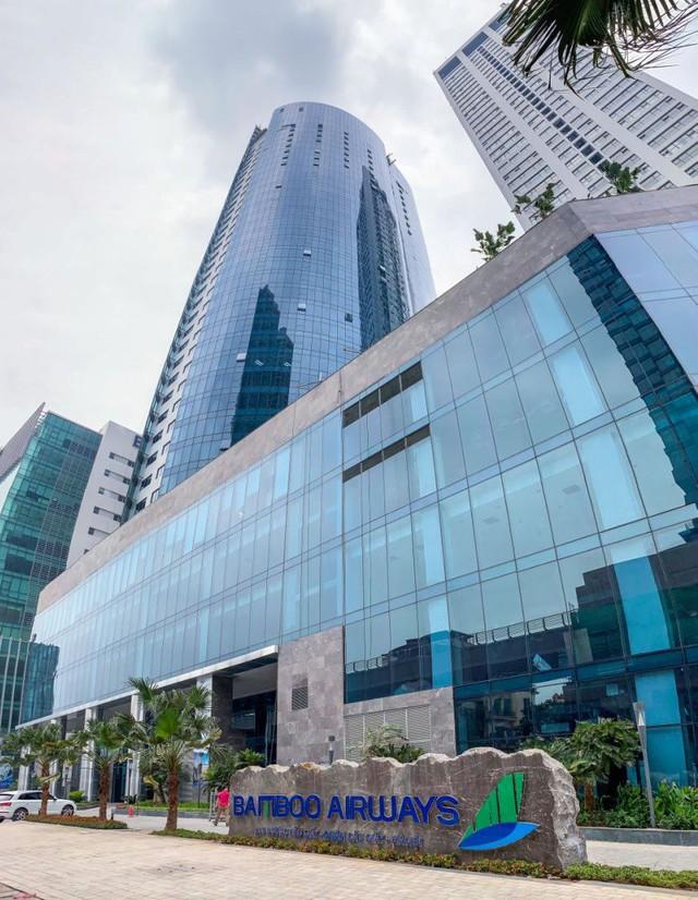 Chiêm ngưỡng tháp văn phòng hiện đại bậc nhất Hà Nội - Ảnh 1.