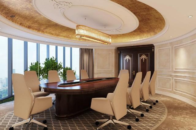 Chiêm ngưỡng tháp văn phòng hiện đại bậc nhất Hà Nội - Ảnh 4.
