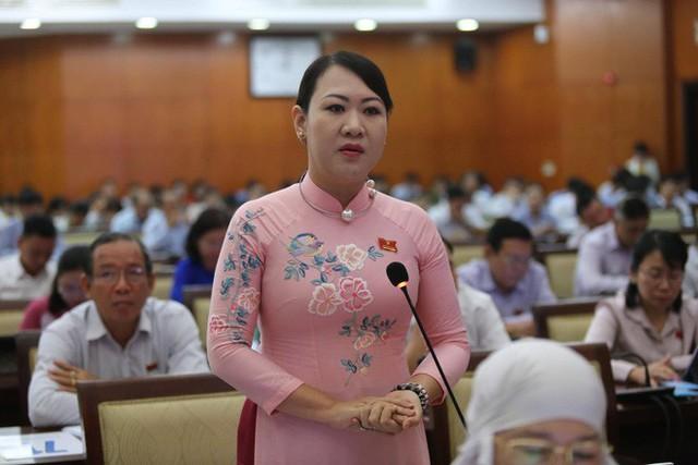 Phó Chủ tịch UBND TP HCM nói về giải pháp dùng lu chống ngập: Chúng ta nên thông cảm - Ảnh 2.