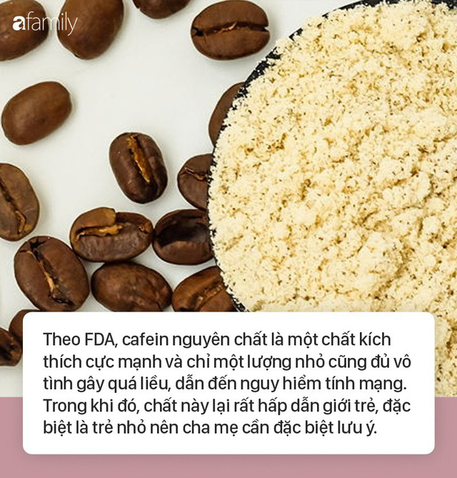 Đã có người tử vong do dùng cafein quá liều, chuyên gia chỉ ra giải pháp ngăn chặn - Ảnh 1.