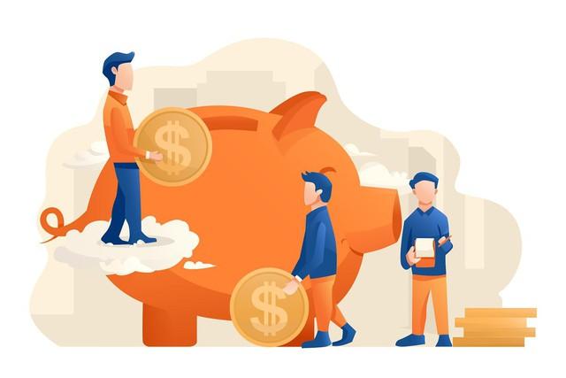 Tiền tiết kiệm nằm trong ngân hàng chính là con số đánh giá chúng ta là ai: Không có tiền thì đừng hòng có quyền lựa chọn! - Ảnh 1.