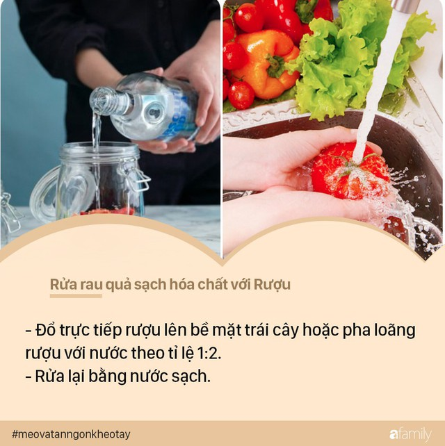 Đừng ngâm nước muối - đây mới là thứ tốt nhất để tẩy sạch hóa chất trong rau quả - Ảnh 2.