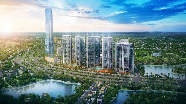 Điểm tên những đại dự án sẽ là át chủ bài trên thị trường BĐS Sài Gòn cuối năm - Ảnh 7.